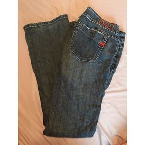 Miss Me RED size 30 Jeans
